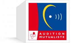 Logo audition mutualiste